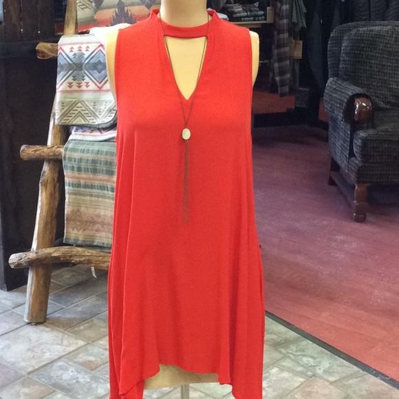 Elan Dresses & Skirts - Elan red dress
